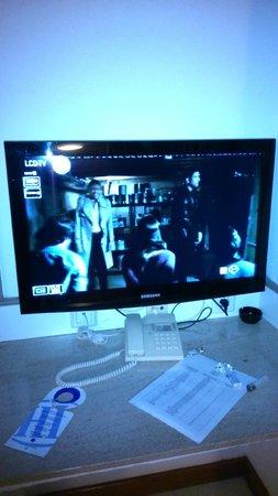 Aparthotel Paradise Island: televisor nuevo