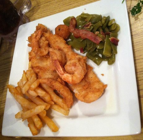 JD's Seafood Restaurant: Fish and Shrimp