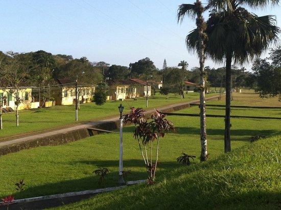 Bertioga: Visão Parcial da Vila