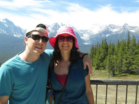 Lake Louise Sightseeing Gondola: View At The Top