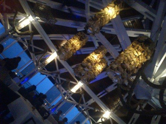 Decameron Aquarium: Restaurante Las Brujas