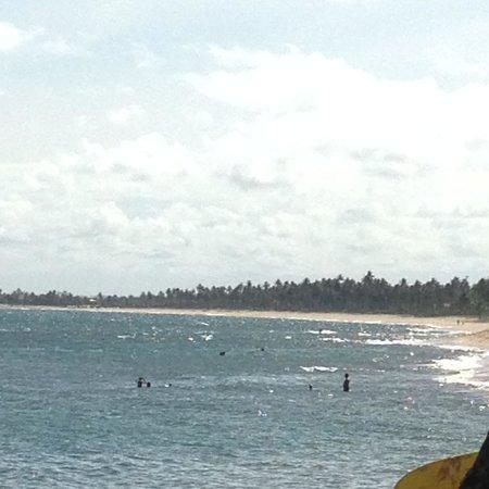 Tivoli Ecoresort Praia do Forte: mar tranquilo