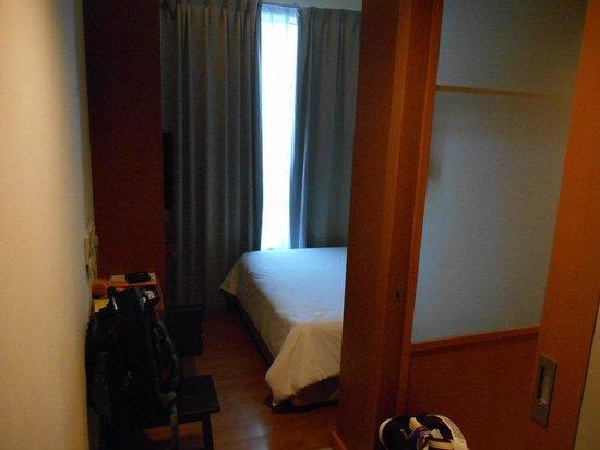 Cititel Express Kota Kinabalu: Double Bedroom