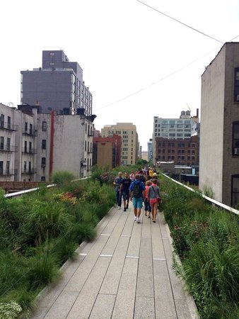 Gray Line New York Sightseeing: Highline Walk