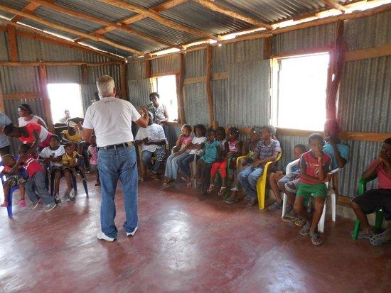 Ecotour Barahona Day Tours: barahona republica dominicana  batey san rafael ,mito