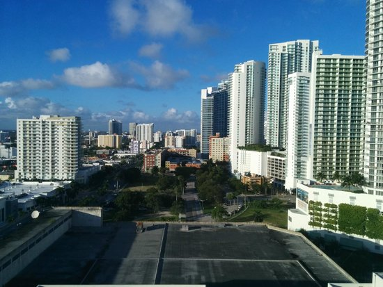Hilton Miami Downtown: great view