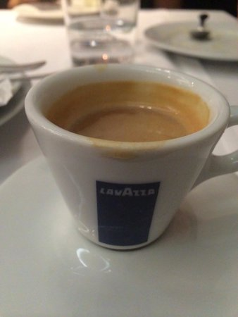 La Clara Restaurant : Great coffee