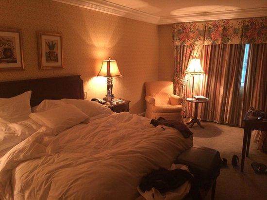 The Ritz-Carlton, Santiago: habitacion