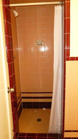 City Center Motel : Bathroom shower