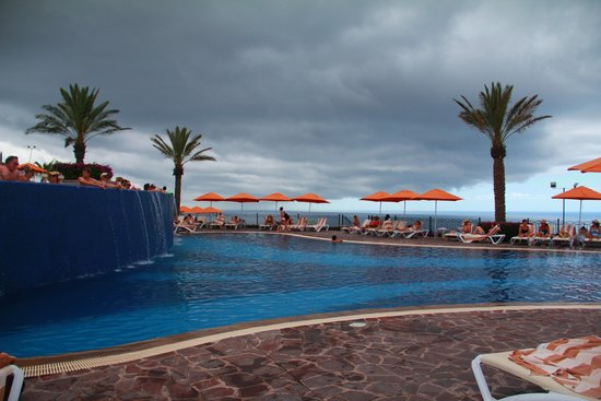 Pueblo Bonito Sunset Beach Golf & Spa Resort : Sky Pool