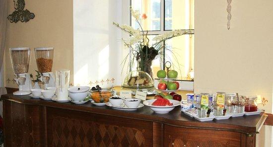 Rheinhotel St. Goar: Part of Breakfast Buffet