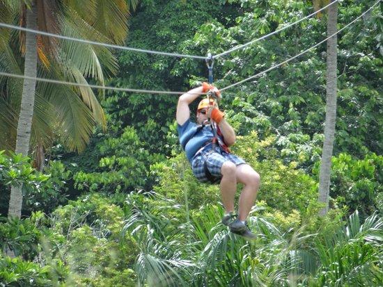 Canopy Adventure Zip Line Tours: 13