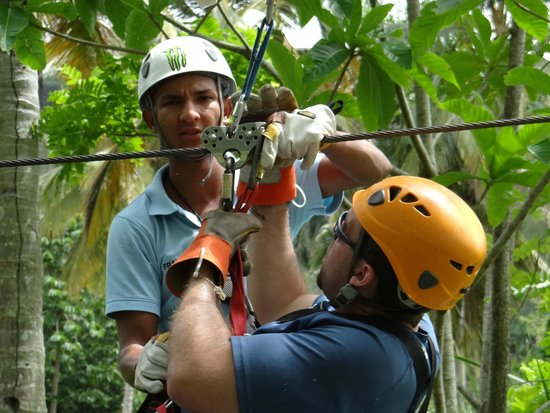 Canopy Adventure Zip Line Tours : 27