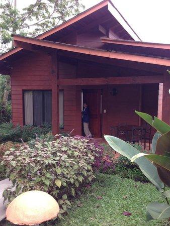 Hotel El Silencio del Campo: Cabin #11