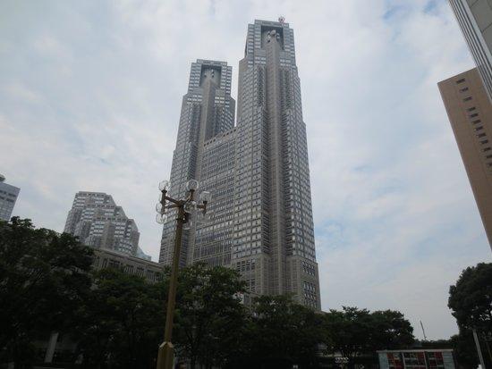 Tokyo Metropolitan Government Buildings : ツインタワー