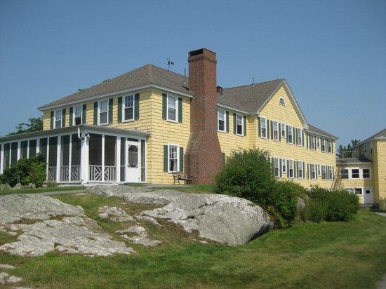 Sebasco Harbor Resort: Main Lodge