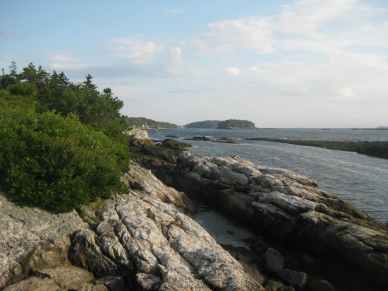Sebasco Harbor Resort: Maine coast