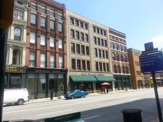Homewood Suites by Hilton Indianapolis-Downtown : Exterior
