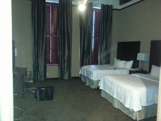 Homewood Suites by Hilton Indianapolis-Downtown : Bedroom