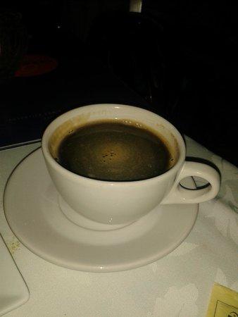 Catedral Restaurante & Bar: Oaxacan Coffeee