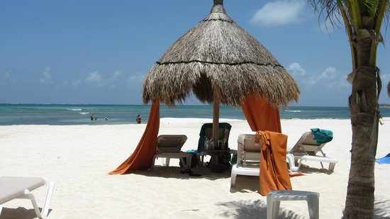 Secrets Silversands Riviera Cancun : Beach 2