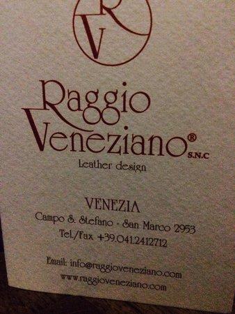 Raggio Veneziano