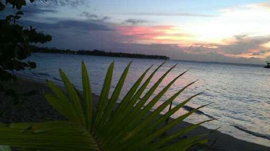 Mojitos: sunset in the DR