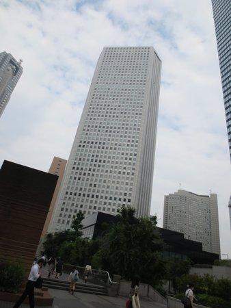 Shinjuku Sumitomo Building: 高いです