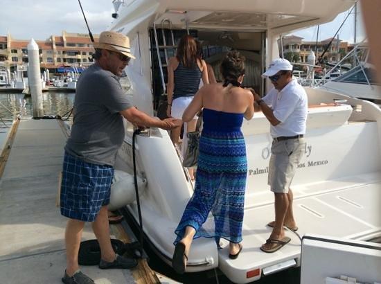 One & Only Palmilla: Palmillia Yacht