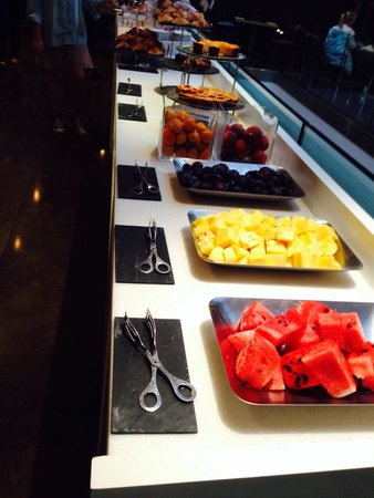 AC Hotel Milano : Breakfast buffet