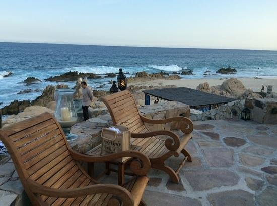 One & Only Palmilla: sunset dinner
