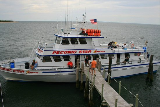 Greenport, Estado de Nueva York: Getting back on board after leaving Bug Light