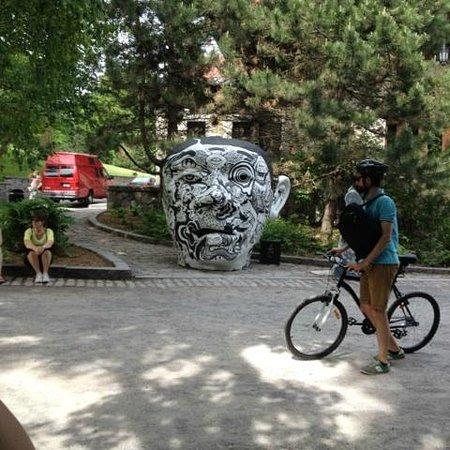 Mount Royal Park: Sculpture