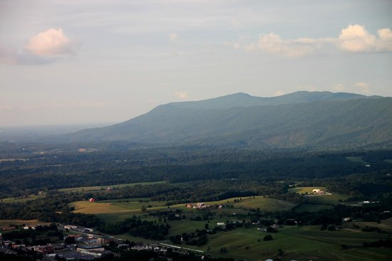 Valley Ballooning: The view from above