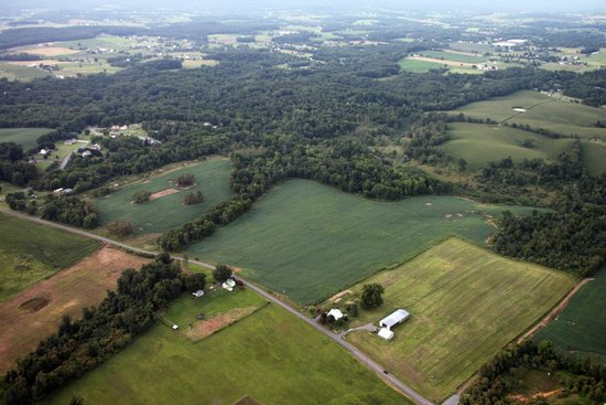 Valley Ballooning: View from above