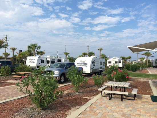 Rv Park On The Beach Destin Florida