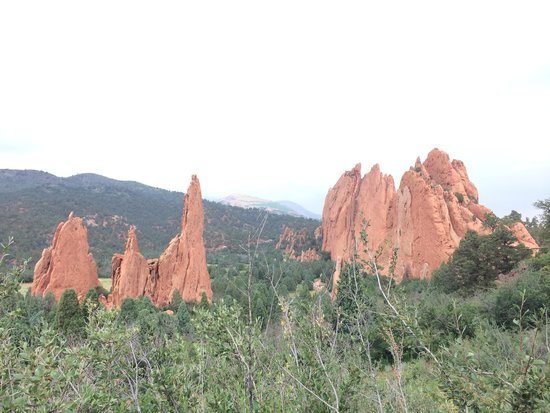 Jardín de los dioses (Garden of the Gods): Beauty at Garden Of The Gods