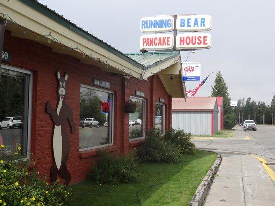 Running Bear Pancake House