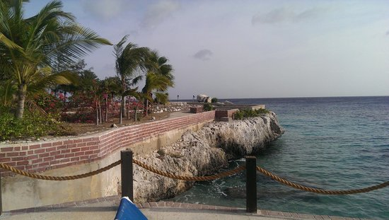 Hilton Curacao: additional ocean front on property