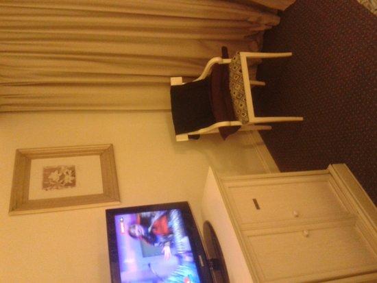 Amerian Buenos Aires Park Hotel: habitación