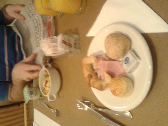 Amerian Buenos Aires Park Hotel: Desayuno