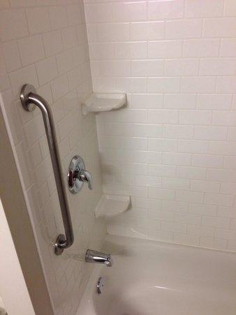 Fairfield Inn & Suites Sault Ste. Marie: Nice shower