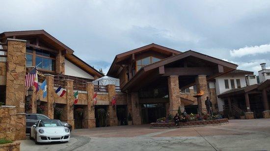 Stein Eriksen Lodge Deer Valley: Lobby