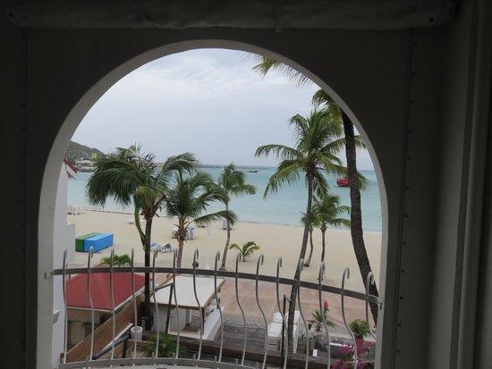 Holland House Beach Hotel: From Balcony