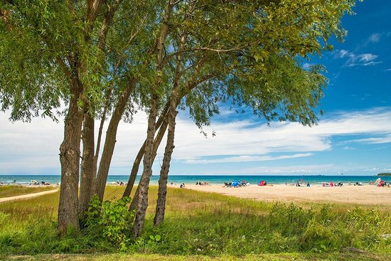 Silken Retreat : best beach in Canada