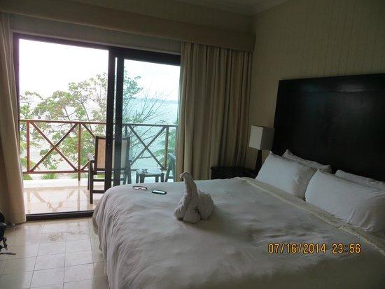 Playa Tortuga Hotel & Beach Resort: room with ocean view