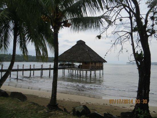 Playa Tortuga Hotel & Beach Resort: bar area