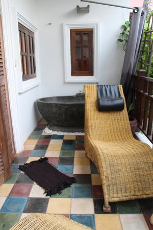 Rambutan Resort - Siem Reap : Balcony