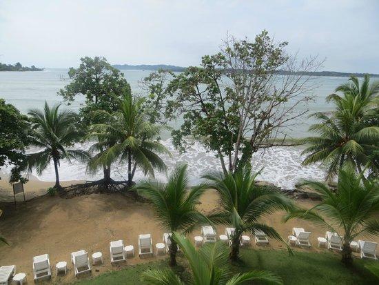Playa Tortuga Hotel & Beach Resort: view from room