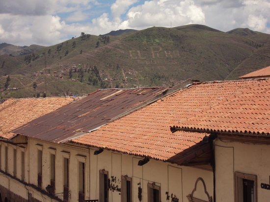 Plaza de Armas Cusco Hotel: Another view from the room